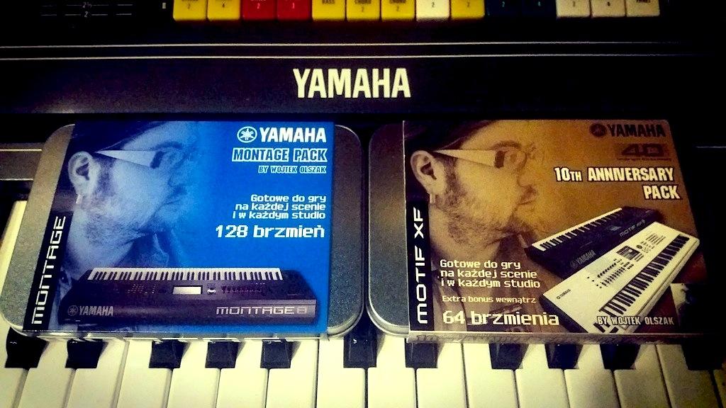 Yamaha | Wojtek Olszak